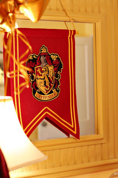 Gryffindor-banner