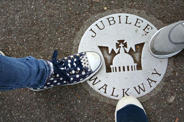 Jubileewalkway