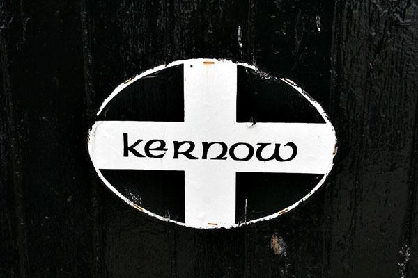 Kernow-flag