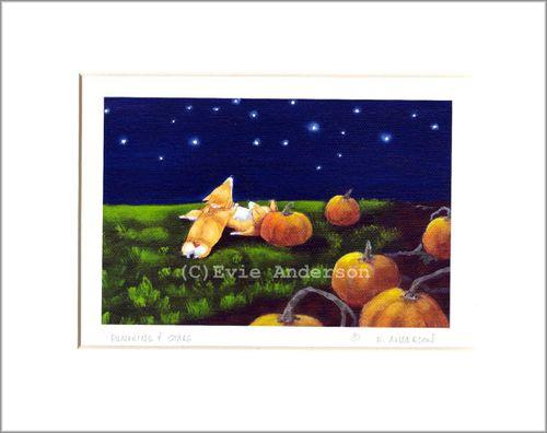 Pumpkinsandstars
