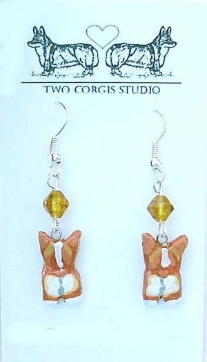 Corgiearrings