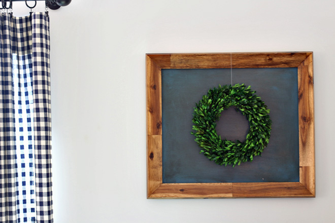 Suziebeezieland wreath craft